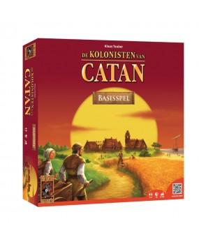 999 Games De Kolonisten van Catan - Basisspel