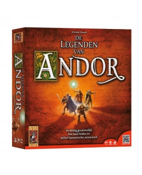 999 Games De Legenden van Andor
