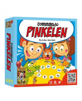 999 Games Commando Pinkelen