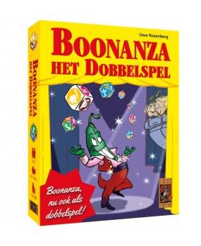 999 Games Boonanza: Het Dobbelspel