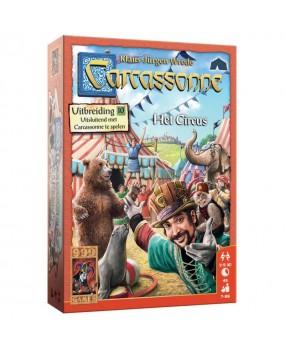 999 Games Carcassonne - Het Circus Bordspel