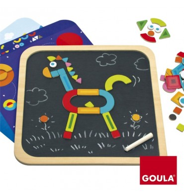 Goula Magnetic Activities