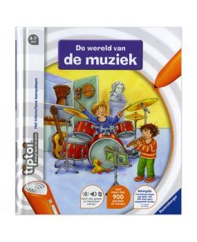 Ravensburger Tiptoi Boek - De Wereld van de Muziek