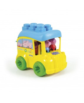 Clementoni Baby Clemmy - Peppa Pig Bus