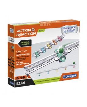 Clementoni Action & Reaction - Sound Track