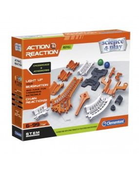 Clementoni Action & Reaction - Platform en Splitsingen