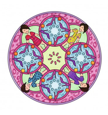2in1 Mandala-Designer - Fashion