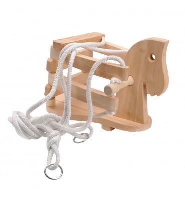 Houten Schommel - Paard