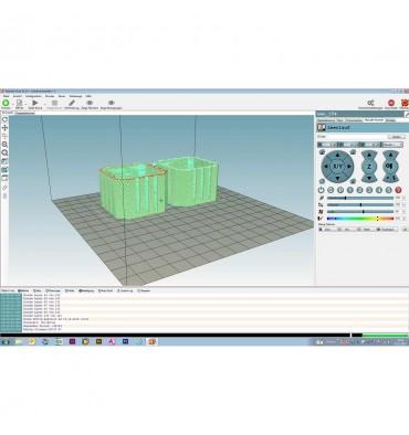Fischertechnik Robotics - 3D-Printer, 600dlg.