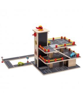 Joueco Garage met Accessoires, 20dlg.