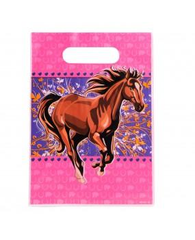 Paarden Uitdeelzakjes 8 stuks