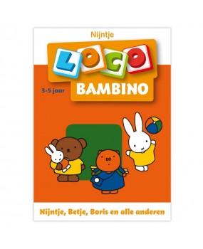 Bambino Loco - Nijntje, Betje, Boris en alle anderen (3-5 jaar)