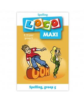 Maxi Loco - Spelling groep 5 (8-10)