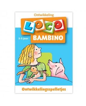 Bambino Loco - Ontwikkelingsspelletjes (3-5)