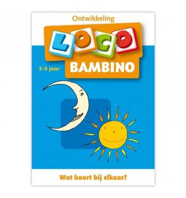 Bambino Loco - Wat hoort bij Elkaar 1 (3-5 jaar)