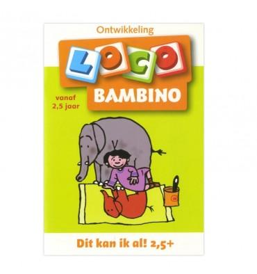 Bambino Loco - Dit kan ik al! (2,5+)