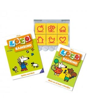 Bambino Loco Starterpakket - Muis en haar Vriendjes (3-5)