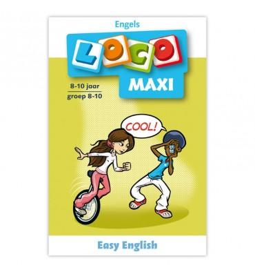 Maxi Loco - Easy English (8-10)