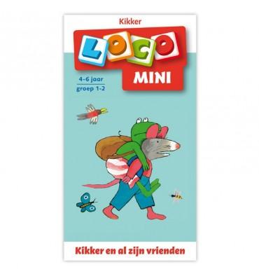 Mini Loco - Kikker en al z'n Vrienden (4-6 jr.)