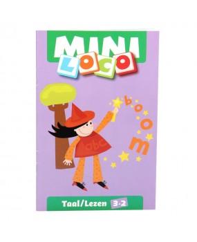 Mini Loco - Taal/Lezen (3-2)