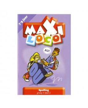 Maxi Loco - Spelling groep 4 - Deel 2 (7-9)