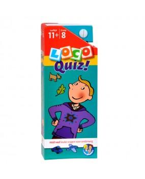 Loco Quiz Leeftijd 11+ Groep 8