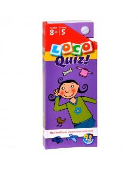 Loco Quiz Leeftijd 8+ Groep 5