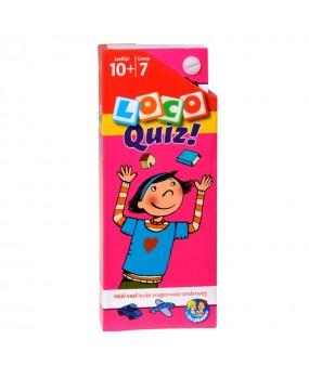 Loco Quiz Leeftijd 10+ Groep 7
