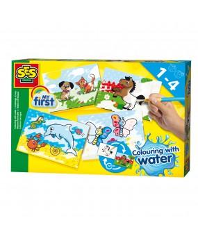 SES My First - Kleuren met Water