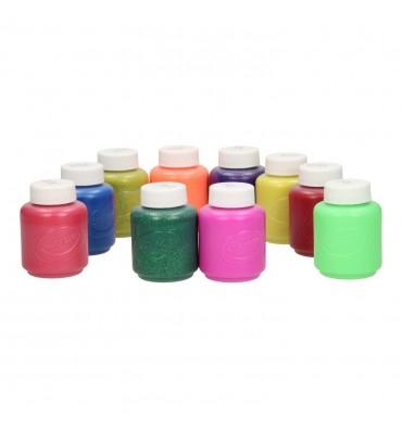 Crayola Verfpotjes Speciaal 10 stuks 0071662123956