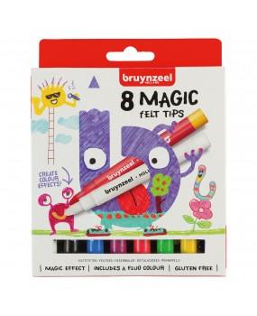 Bruynzeel Kids Magische Stiften 8 stuks 8712079420994