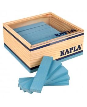 Kapla, 40 Plankjes Lichtblauw
