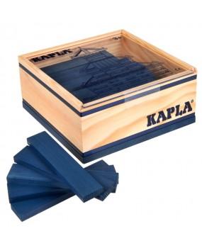 Kapla, 40 Plankjes Donkerblauw