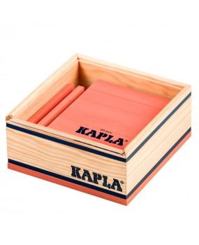 Kapla, 40 Plankjes Roze