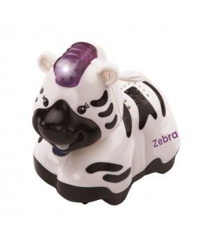 VTech  Zoef Zoef Dieren Zoey Zebra