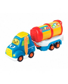 VTech Toet Toet Auto's - Timo Tankwagen