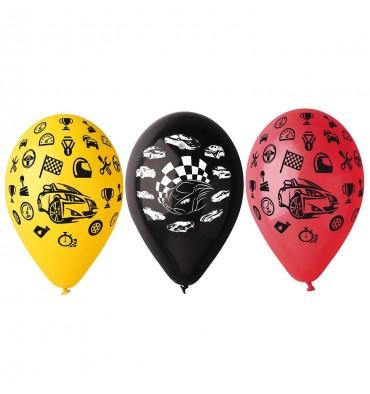 Raceauto Ballonnen, 5st.