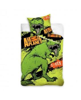 Dekbedovertrek Animal Planet T-Rex