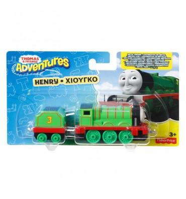 Thomas Adventures Trein - Henry