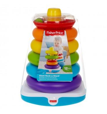 Fisher Price Grote Kleurenring Piramide