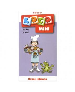 Loco Mini Ik kan rekenen - Groep 3 (6-7 jr.)