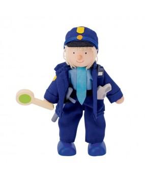 Poppenhuis Pop Politie